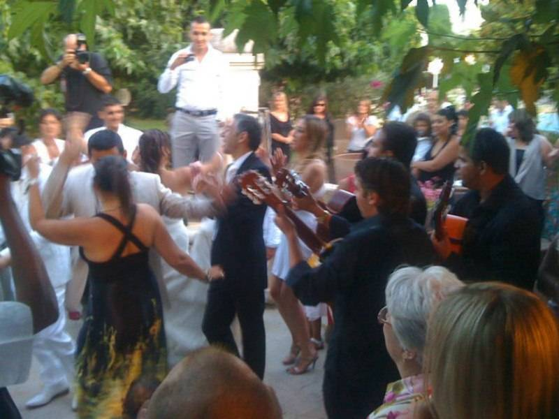 groupe flamenco soire - Groupe Gipsy Pour Mariage